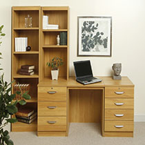 Home Office Furniture | Fitted & Freestanding | Office Kit