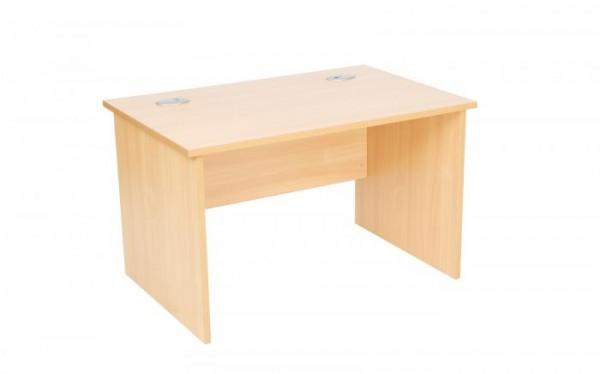 Desk Panel End