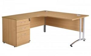 LH Corner Desk