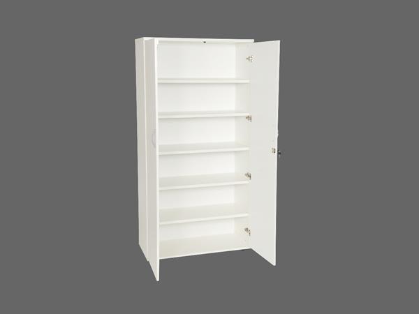 White Cupboard High