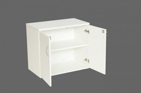 White Cupboard Low