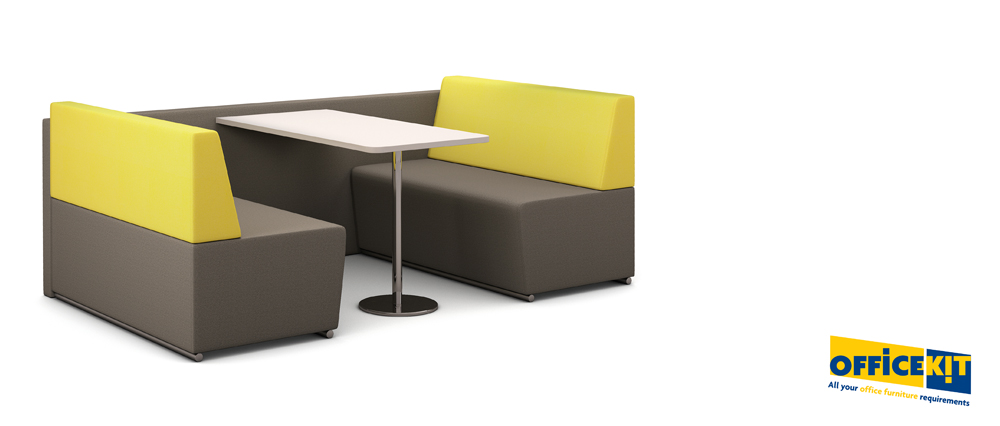 Meeting booth unit,