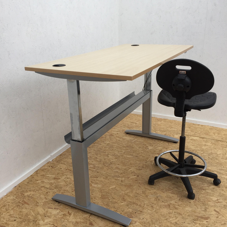 1400mm Height Adjustable Desk Office Kit